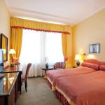 Komfort w hotelu Dvorak