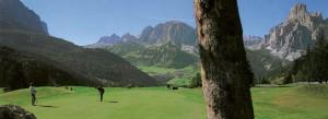 Pole golfowe dostępne dla klientów
