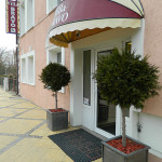 Wejście - Villa Bravo
